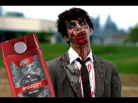 Hello Zombies! (Old Spice Parody)