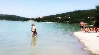 видео Поездка в Абрау Дюрсо