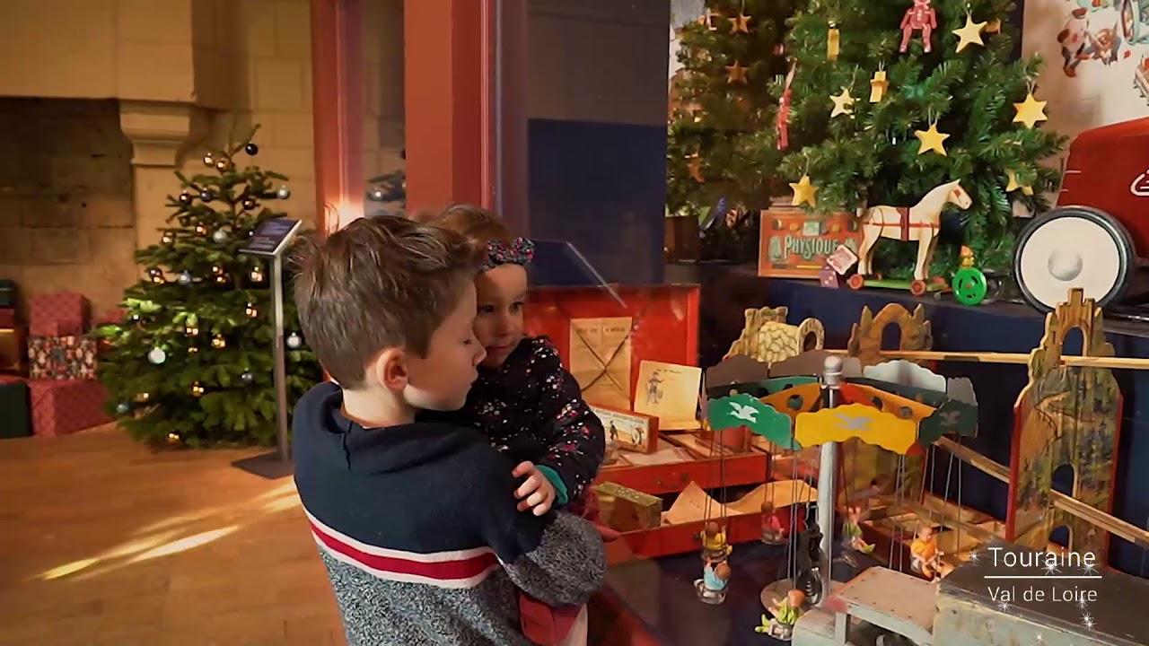 Noel Au Pays Des Chateaux 7 Chateaux Aux Couleurs De Noel