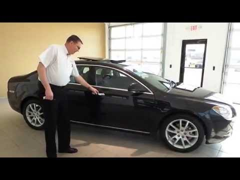 Used 2012 Chevrolet Malibu LTZ Forest Lake MN | St. Paul | Minneapolis MN (Live Video) - P1549