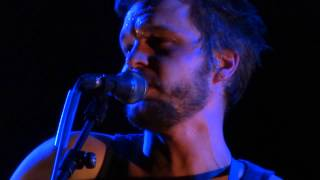 The Tallest Man On The Earth - Revelation Blues - Colston Hall Bristol - 23.10.12
