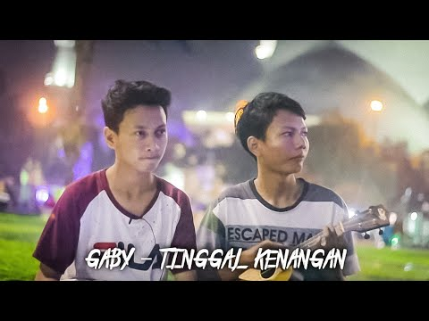 GABY - TINGGAL KENANGAN Cover By Awkalik
