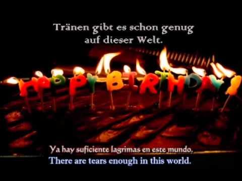 Wie schön dass du geboren bist (Happy Birthday Song)