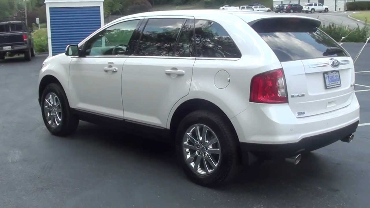 For Sale New 2012 Ford Edge Limited Vision Package