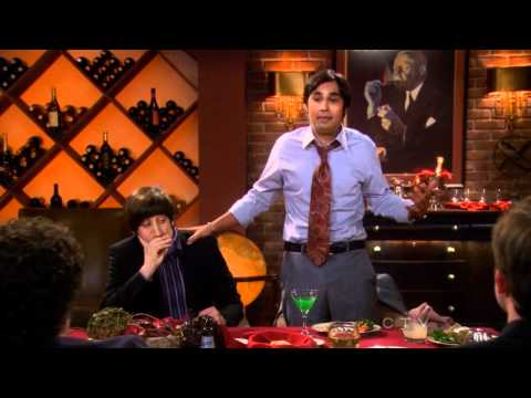 The Big Bang Theory ~ Howard's Bachelor Party and a Drunk Sheldon ~