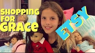 Chloe Shops On Etsy For American Girl Doll Grace Items