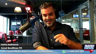 Carlos Andreazza: O Senado precisa se impor na questão da nomeação de Eduardo Bolsonaro