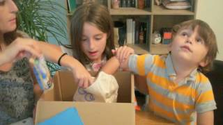 Tiniloo box kids septembre 2016
