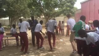 På tur i Gambia