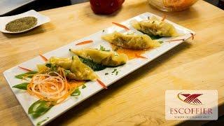How To Make Vegetable Dumplings