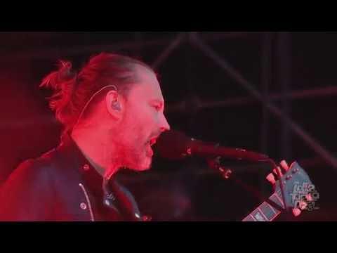 Radiohead 2016-07-29 Lollapalooza