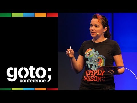 GOTO 2017 • Forget Velocity, Let's Talk Acceleration • Jessica Kerr