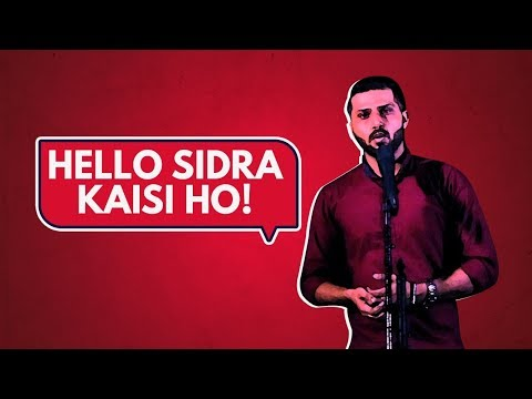 Hello Sidra - The Kahani Baaz - Hammad Khalid -Communita Pakistan
