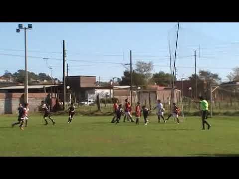 Gol de Racing, Liga Balcarce de Futbol, Racing - Ferro Novena