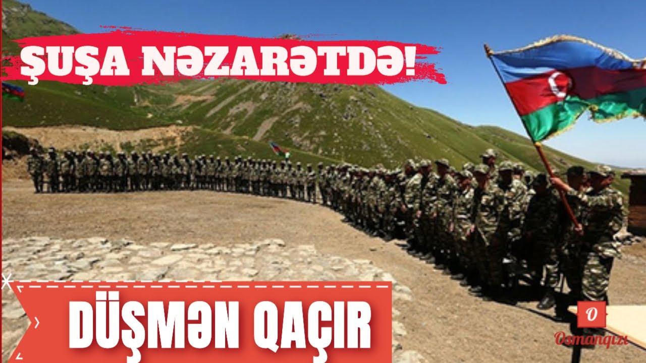 Azərbaycan ordusu Ağdərə, Ağdam, Xocavənd və Qubadlı istiqamətlərində döyüşlər aparır