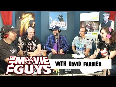 """You Won't Like Me When I'm Ang Lee"" (w/David Farrier) - ""Arrival"", ""Almost Christmas"" & more"