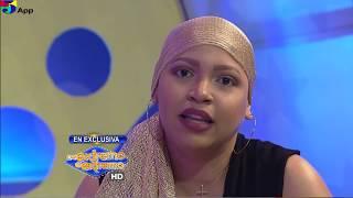 Juliana ONeal EN EXCLUSIVA habla de su lucha contra el cáncer en De Extremo a Extremo 1/2