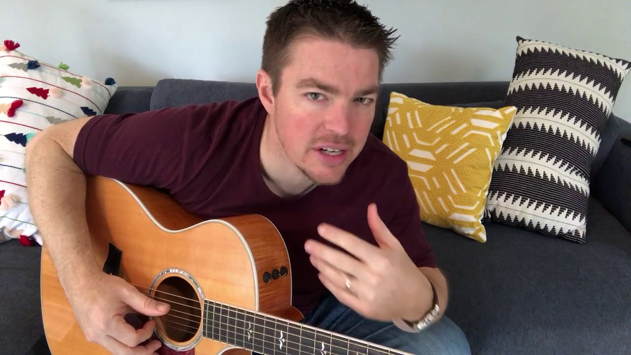 How To Play Hard Guitar Chords Matt Mccoy Youtube