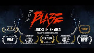 "C Z A R I N A - ""BLAZE: Dances of the Yokai [The Tale of the Assassin and the Samurai]"" OFFICIAL"