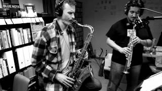 Giant Steps - Tenor and Soprano Sax Aebersold Jam
