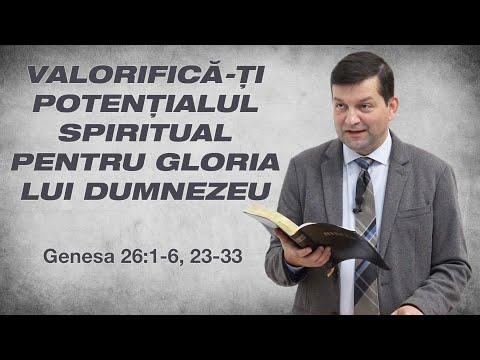 Duminica 12 Ianuarie 2020 - Predica Marius Birgean