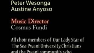 PWANI UNIVERSITY OUR LADY STAR OF THE SEA CHAPLAINCY