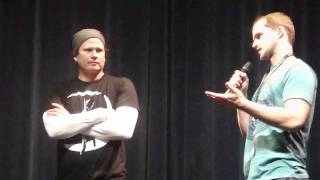 Tom Delonge, Will Eubank, and Gunner Wright LOVE Q&A 3/3