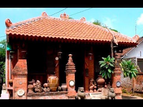 Rumah KAMPUNG MAJAPAHIT - Desa Wisata Bejijong Trowulan Mojokerto [HD]