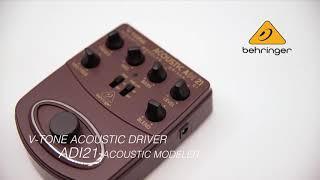 V-TONE ACOUSTIC DRIVER ADI21