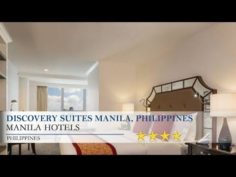Discovery Suites - ManilaHotels,  Philippines