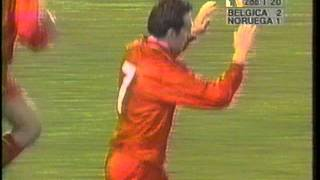 1998 (March 25) Belgium 2-Norway 2 (Friendly).mpg