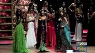 Escandalos en el Reina Internacional del Cafe 2010