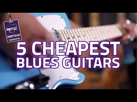 5 Best Cheap Guitars For Blues That Are Actually Good!