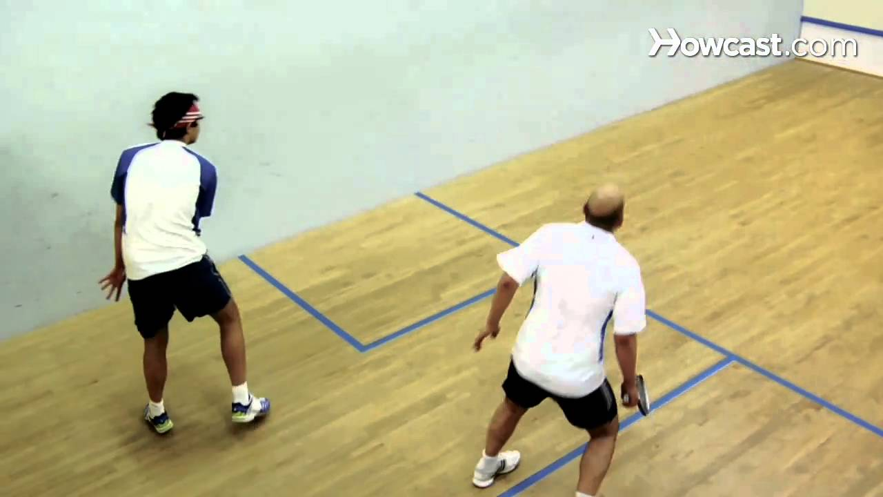 2bb27aced How to Play Squash - YouTube