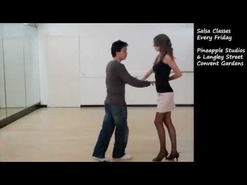 How to do Salsa Dancing Tutorial - Salsa Adult Dance Classes London