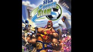 Sega Soccer Slam - Playstation 2 (PS2)