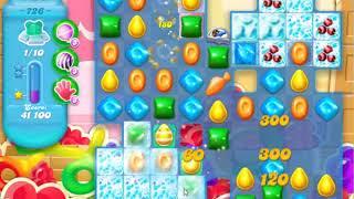Candy Crush Soda Saga Level 726