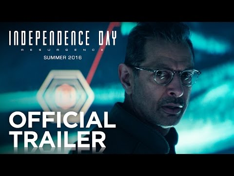 Independence Day: Resurgence trailers