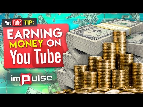 ★ Earning Money on Youtube: CPM & RPM ➜ Impulse
