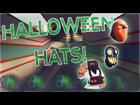TF2: Most Expensive HALLOWEEN Hats For Each Class (Scream Fortress)