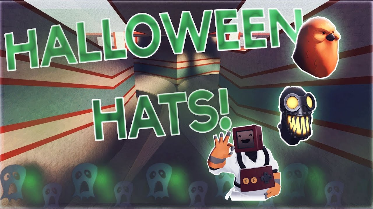 Tf2 2020 Halloween Hats TF2: Most Expensive HALLOWEEN Hats For Each Class (Scream Fortress