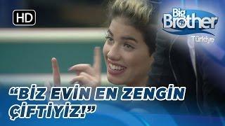 """Big Brother İdil: """"Biz Evin En Zengin Çiftiyiz!"""""""