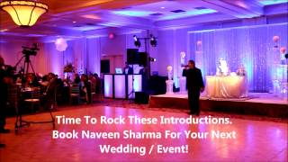 Indian Wedding DJ - 3 Day Indian Jewish Wedding. Gupta / Riley. DJ Event Log. May 2015
