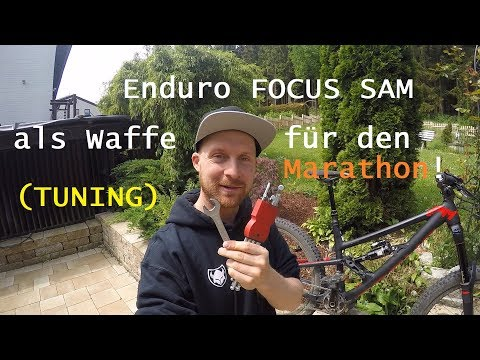 Enduro goes XC: Focus Sam vor Marathon | liquid-life / fahrtechnik.tv