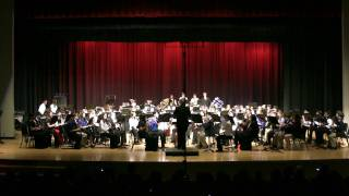 Colonel Bogey March - 2010 GMEA District V Middle School Honor Band