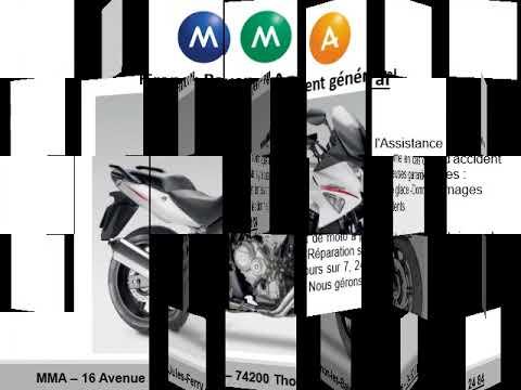 Prix assurance pour motos à Douvaine MMA