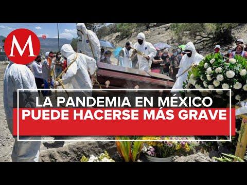 Hay peligro de que epidemia se perpetúe y sea más grave: López-Gatell