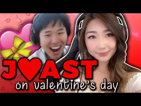 Valentine's Day With DisguisedToast