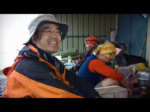 20170611【779】MIT台灣誌 黑熊隊長登白姑大山 發祥梅雨 發得不是時候