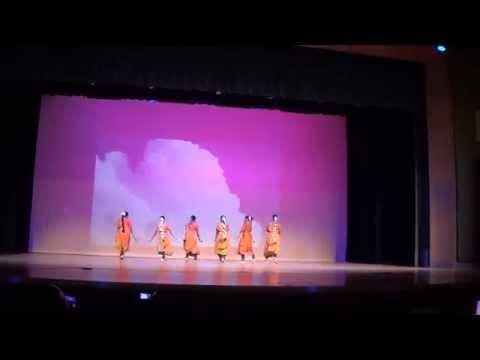 Vande Mataram Dance Performance at STF Function Dallas
